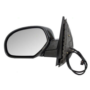 Drivers Power Side View Mirror Heated For Gmc Chevy Pickup Truck Cadillac Suv