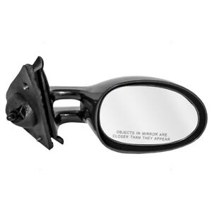 Side View Manual Remote Mirror For Cirrus Stratus Plymouth Breeze Passengers