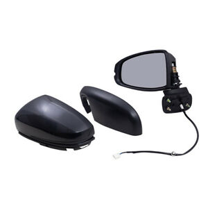 Driver Power Side View Mirror For 2015 2016 2017 2018 2019 Honda Fit 76258t5ra01