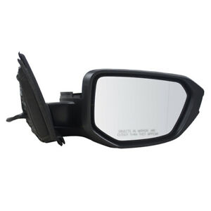 New Passengers Power Side View Mirror Glass Housing For Honda Civic 2016