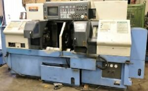Mazak dt 20 Dual Spdl Cnc Turning Center
