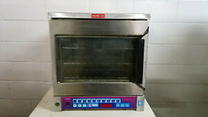 Lang Eqs c Quarter Size Convection Oven 208 240 Volts 3 Phase Tested