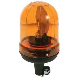 Amber Rotating Beacon Light Fits New Holland Fits John Deere Fits Case Ih Fits C
