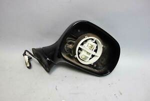 1996 2002 Bmw Z3 Roadster Coupe Right Outside Side Mirror Black 2 Missing Panel