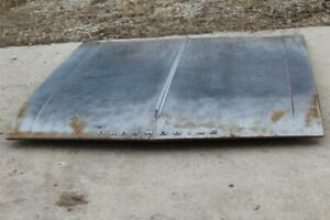 Oldsmobile Dynamic 88 Hood 1962