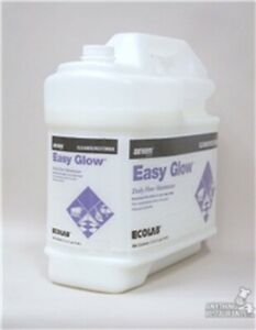 Ecolab 6124177 Easy Glow Daily Floor Maintainer 2 5 Gal