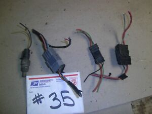Gm Chevrolet Chevy Tbi Fuel Injection Project Wiring Pigtail End Lot C1500 350