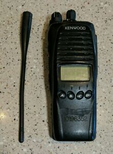 Kenwood Tk 5410 k2 700 800 Mhz P25 Ver 3 With Antenna
