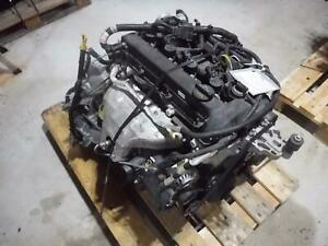 2011 Ford Fusion 2 5 Litre Engine W Transmission 32k Miles Excellent Run Vin A