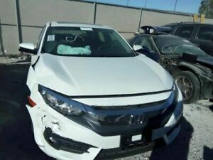 Turbo Supercharger 1 5l Coupe Ex Fits 16 17 Civic 15090699