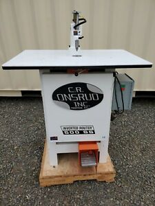 C R Onsrud 500 Ss Inverted Router