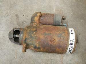401 425 Buick Nailhead Starter For 1964 1965 1966 St400 Transmission Good Core
