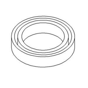 Brake Pedal Seal Fits Ford Fits New Holland Tractor D9nn2n289aa