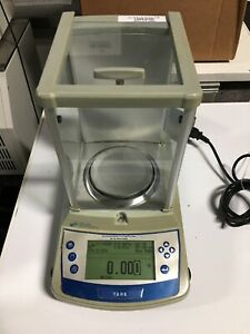 Denver Instrument Pi 403n Enclosed Balance Scale