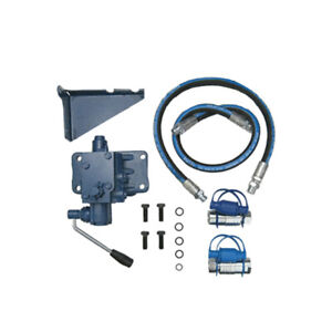 Remotekit02 Fits Ford Tractor Parts Single Hyd Remote Kit 4000 7000 5600 6600