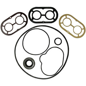 Power Steering Pump Seal Kit Fits Massey Ferguson 50 255 165 275 65 265 175 30 3