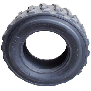 4 New 12 16 5 Skid Steer Tires Wheels rims For Fits Bobcat 12x16 5 12 Ply