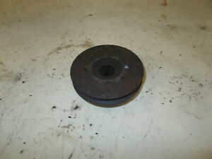 John Deere 420 430 Front Engine Pulley M3112t