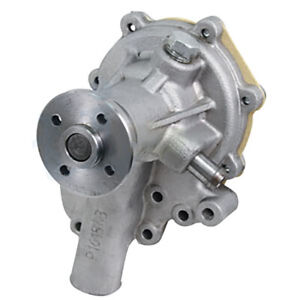 New Water Pump Fits Ford Fits New Holland 1725 Compact Tractor Mc28 Mower