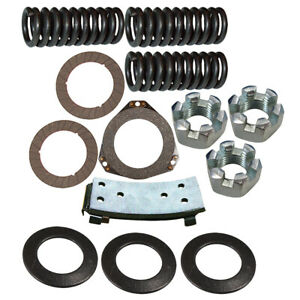 Clutch Kit For John Deere 60 620 And 630 Tractors