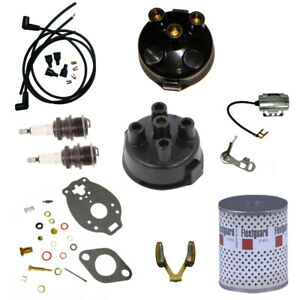 Complete Tune Up Kit Fits John Deere 320 330 40 420 430 M Mt Tractor