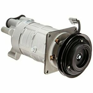 Four Seasons 58096 New Ac Compressor With Specific Electrical Connector