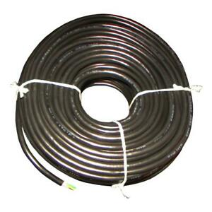 250 Ft Black Minisplit Wire 14 4 Stranded Thhn 60v Tray Cable For Honeywell