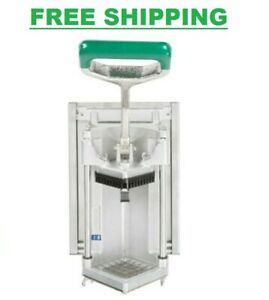 1 2 Commercial French Fry Vegetable Cutter Chopper Dicer Wall Mount Restaurant