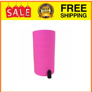Monarch 1131 Price Gun Pink Labels 8 Rolls