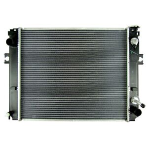 16410f210071a Plastic Tank Radiator W Oil Cooler For Toyota Forklifts