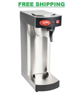 Pourover Airpot Coffee Brewer Restaurant Commercial Maker Home Nsf C15 120v
