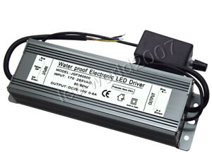 50w 100w 150w 200w Dimmable High Power Led Driver Waterproof Power Supply