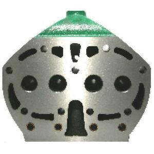Ab311r New Cylinder Head W Guides Sleeves For John Deere B Bn Bo Br Bw