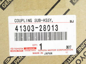 Genuine Oem Toyota 41303 28013 Rear Differential Viscous Coupler 2011 18 Sienna