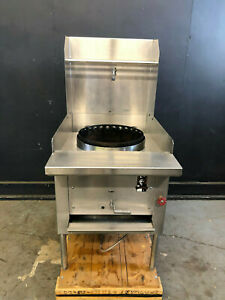 Montague Crm 1 Wok Range Jet Burner In Natural Gas