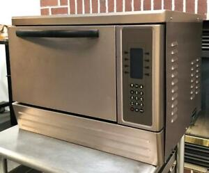 Turbochef Ngc Tornado Bakery Restaurant Electric Ventless Counter Top Oven