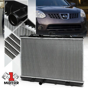 Aluminum Radiator Oe Replacement For 08 15 Nissan Rogue select 2 5 I4 Dpi 13047