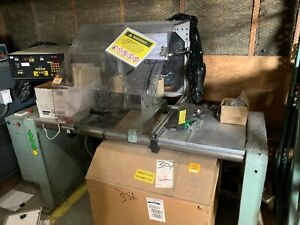 Gilman Gisholt Masterline S Balancer Balancing Machine