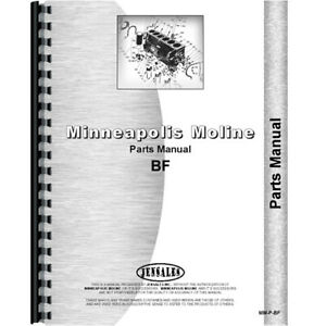 New Parts Manual For Avery R Tractor