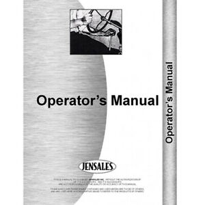 Fits Caterpillar Wheel Loader 966d Operator s Manual
