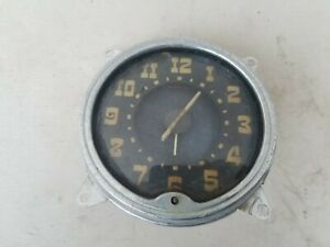 1948 1949 1950 1951 Hudson Clock Thank You