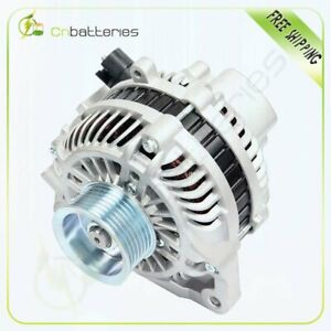 Alternator For Honda Civic 1 8l 1 8 2006 2007 2008 2009 2010 2011 80amp 11176 Cw