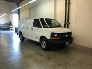 Carpet Cleaning Van Truckmount Full Loaded Chevy hydramaster