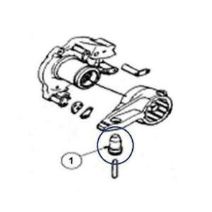 403524 Winch Clutch Cylinder For Gearmatic 19 Cargo 28
