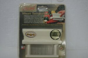Jaccard Quality Mini Meat Tenderizer 16 Knives The Natural Way To Tender Meat