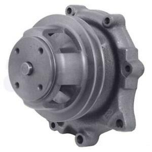 Water Pump For Ford Tractor 755 3400 3500 3550 4400 4500 6500 7500 Backhoe