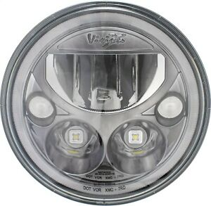 Vision X Lighting 9892436 Vortex Led Headlight Fits 07 15 Wrangler Jk