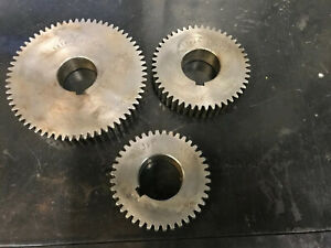 South Bend Lathe Gears