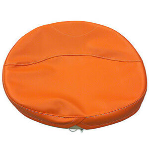 A27805 New 21 Orange Seat Pad Made To Fit Case ih Tractor Models C Cc Ci Co D