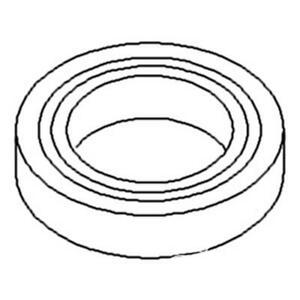 C5nn77086a Transmission Output Shaft Seal Fits Ford Tractor 2000 3000 4000